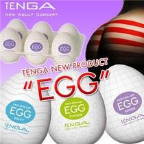 Masturbador Tenga Egg Importado 100% Original-huevos Tenga