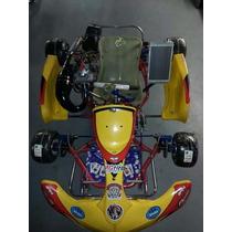 Karting Pcr Caja 6ta Motor Honda Cr 125