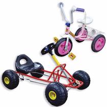 Karting + Triciclo! Combo! Directo Fábrica! Art.600+575