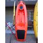 Kayak Kayaxion Free + Remo + Chaleco + Asiento + Pita