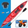 Kayak Angler Atlantikayak Pesca Travesía Carro Original Acc
