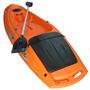 Kayaxion Free Con Pala Doble De Aluminio +asiento+ancla