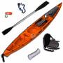 Kayak Angler Atlantikayak Para Pesca Mosca Travesia C/ Timon