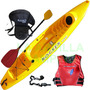 Kayak Rocker One + Remo Simil Atlantikayak K1 Varios Modelos