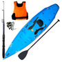 Kayak Tabla Atlantikayak Stand Up Paddle Sup + Accesorios