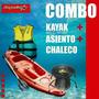 Kayak Wild Spirit (kayaxion) Combo Completo