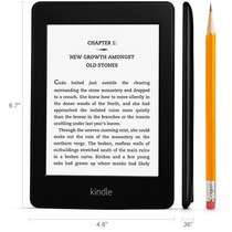 Amazon Kindle Paperwhite E-book E-reader C/luz Wifi Touch