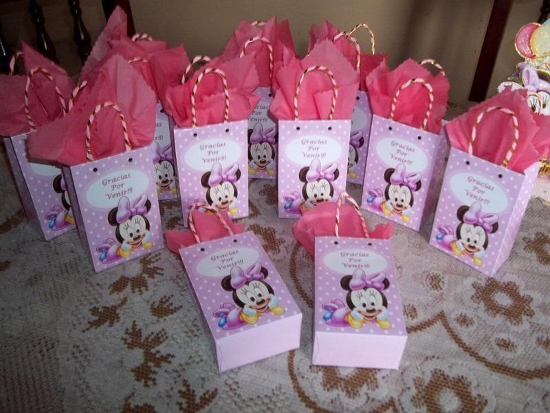 Minnie Mouse baby souvenirs - Imagui