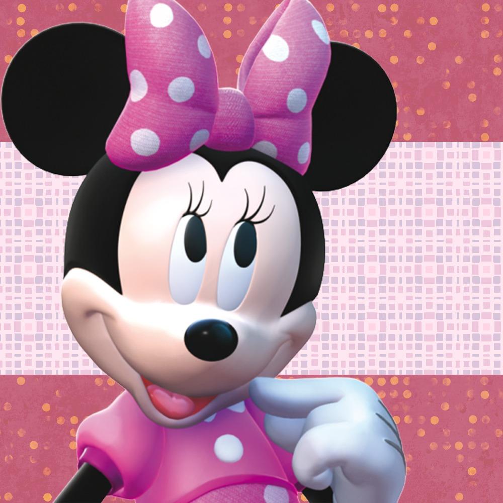 Decoracion Minnie Rosada ~ Kit Imprimible Minnie Rosa  Kits Personalizados en Disfraces y