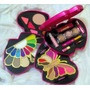 Kit/set Corazon Maquillaje Profesional Paleta Completa Usa