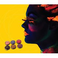 Kit Maquillaje Artistico Pintafan 9.2 Grs X 12 Unidades