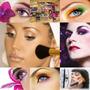 Aprende Maquillaje Profesional Cosmetica Español Env Gratis