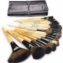 Set 32 Pinceles Bobbi Brown Maquillaje Profesional Importado