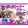 Spa De Nenas Completo, Souvenirs, Pelo, Maquillaje Y Uñas