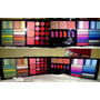 Kit/set Maquillaje Profesional Colores Intensos C/aloe Vera