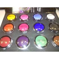 Kit De 12 Maquillajes Acuarelables Pintafan