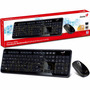 Kit Teclado Mouse Inalambrico Genius Slimstar I8050 Smart Tv