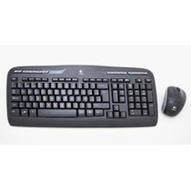 Teclado Y Mouse Wireless Mk320 Logitech Inalambrico