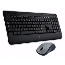 Kit Teclado Y Mouse Logitech Mk520 Wireless Inalambrico Usb