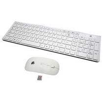 Kit Teclado Mouse Inalámbrico Wireless Pc Mac Ps4 Android