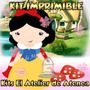 Kit Imprimible Princesa Blancanieves Baby Tarjetas Y Mas 2x1