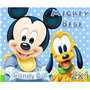 Kit Imprimible Mickey Bebe Baby Candy Golosinas Invitaciones