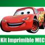 Kit Imprimible Cars Auto Tarjeta Invitacion Candy 2015 2x1