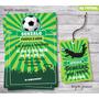 Kit Imprimible Futbol Personalizado, Cumpleaños, Candy
