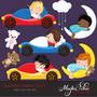 Kit Imprimible Bebes Durmiendo Imagenes Clipart