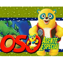 Kit Imprimible Candy Bar Golosinas De Oso Agente Especial
