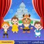 Kit Imprimible Princesa Bella Y La Bestia 2 Imagenes Clipart