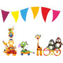 Kit Imprimible Baby Tv Candy Bar Cotillon Tarjetas Cumple 1