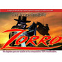 Kit Imprimible Candy Bar El Zorro Cotillon Tarjetas