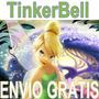 Kit Imprimible Tinkerbell Campanita Candy Bar Cumpleaños