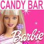 Kit Imprimible Barbie Candy Bar Cumples Personalizados