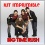 Kit Imprimible Big Time Rush ¡¡diseño Exclusivo!!