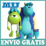 Kit Imprimible Monsters University Candy Bar Personalizado
