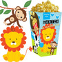 Kit Imprimible Animalitos Selva Nene Candy Bar Golosinas 2x1
