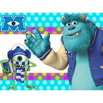 Kit Imprimible Monsters University Candy Bar Golosinas Y Mas