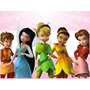 Kit Imprimible 2x1 Hadas Disney Candy Bar Tinkerbell Fairies