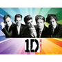 Kit Imprimible One Direction 1d Candy Bar Invitaciones