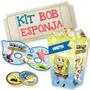 Kit Imprimible Bob Esponja - Película - Candy - Cumpleaños