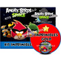 Kit Imprimible Angry Birds Space Diseñá Tarjetas + Golosinas