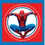 Kit Imprimible Hombre Araña Spiderman Invitaciones Candy Bar