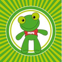 Kit Imprimible Sapo Pepe Candy Bar Invitaciones Decoracion
