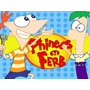 Kit Imprimible Phineas Y Ferb Candy Bar Golosinas Y Mas