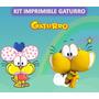 Kit Imprimible Gaturro