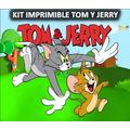 Kit Imprimible Tom Y Jerry+