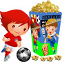 Kit Imprimible Futbol Cotillon Invitaciones Cumple 2x1