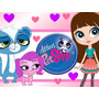 Kit Imprimible Littlest Pet Shop